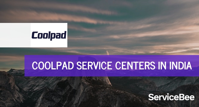 Coolpad service centers in India.